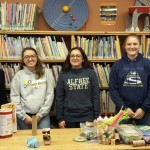 Women Engineers are Pioneers (WEP) Club with Mission: Mars! Students