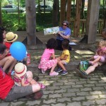 Storytime at the Farmer's Market