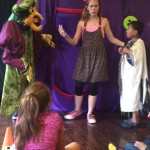 Mad Cap Puppets kicked off our Summer Reading Program