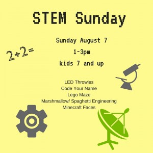 STEM Sunday