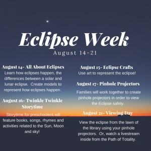 Eclipse Week