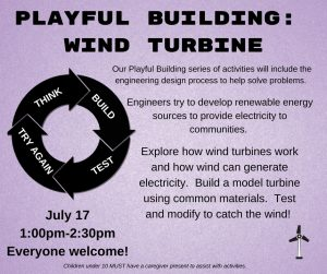 Copy of Playful building- wind turbine