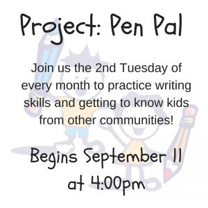 Project_ Pen Pal