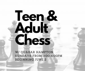 Teen & Adult Chess