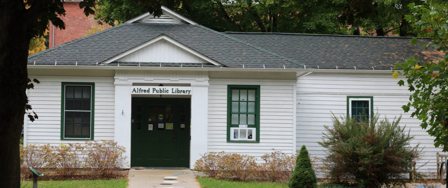 Alfred Box of Books Library